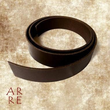 Riemstrook, bruin 4 cm