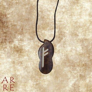 Rune-amulet, bot