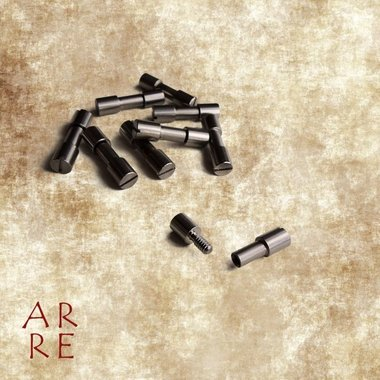 Corby rivet, RVS 1/4