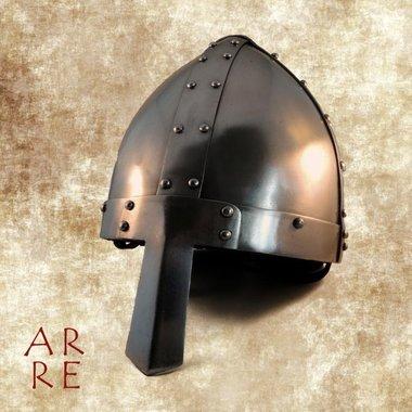 Vikinghelm, spangen