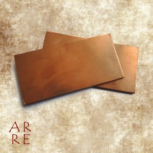 Bronsplaat, 3mm