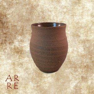 Drinkbeker, vroegmiddeleeuws, aardewerk