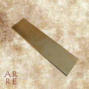 Messingplaat 0.5mm